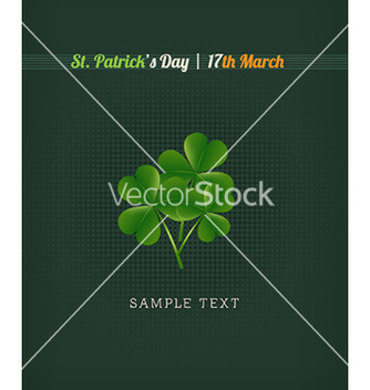 Free st patricks day vector - бесплатный vector #226741