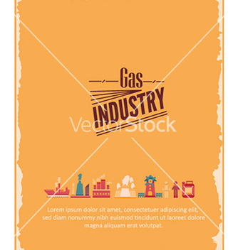 Free with industrial elements vector - Free vector #227091