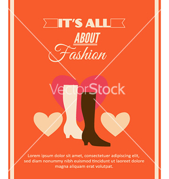 Free with fashion elements vector - Kostenloses vector #227751