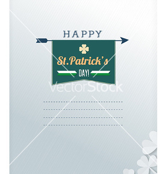 Free st patricks day vector - бесплатный vector #227771