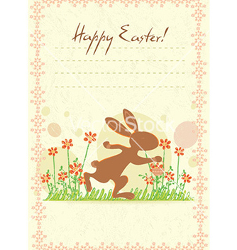 Free easter background vector - Kostenloses vector #227881