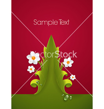 Free colorful flowers vector - Free vector #228101