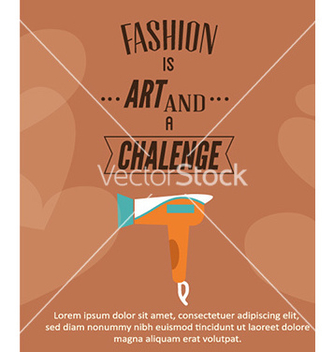 Free fashion is art vector - vector gratuit #228451