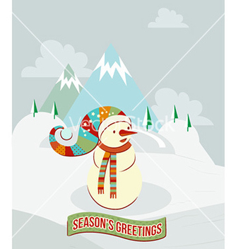 Free christmas vector - Free vector #228621