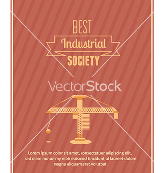 Free with factory vector - Free vector #229031