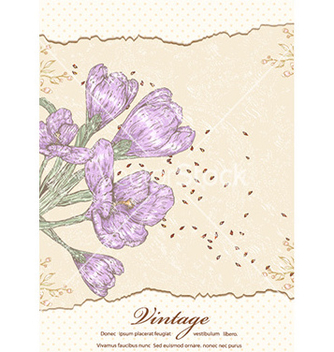 Free vintage background vector - Kostenloses vector #229141