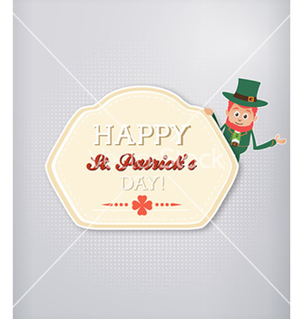 Free st patricks day vector - бесплатный vector #229591