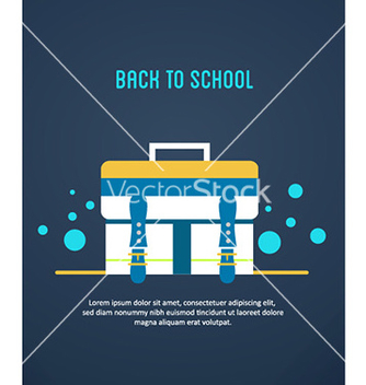 Free back to school vector - vector gratuit #229751