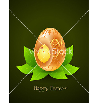 Free easter background vector - Kostenloses vector #230681