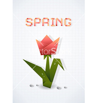 Free spring background vector - Kostenloses vector #230891