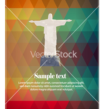 Free with abstract background vector - Kostenloses vector #231281