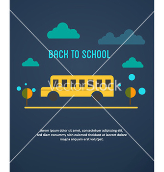 Free back to school vector - бесплатный vector #231311