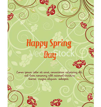 Free spring vector - Free vector #231761