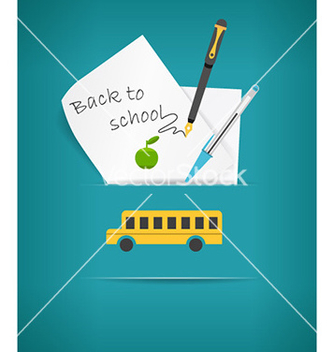Free back to school vector - бесплатный vector #231971