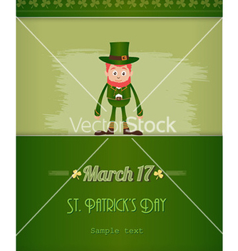 Free st patricks day vector - бесплатный vector #232241