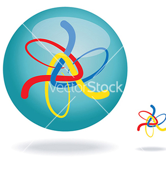 Free unique abstract modern graphics design element vector - Free vector #233601