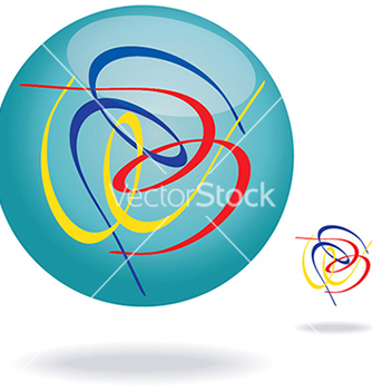 Free swirly elements vector - бесплатный vector #233711