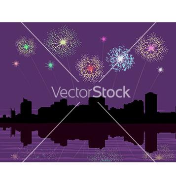 Descargar Vector Vector Gratis De Fuegos Artificiales Gratis 233771
