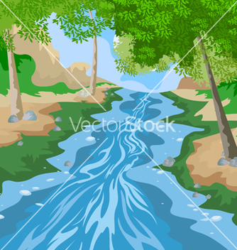 Free forest vector - vector gratuit #233961