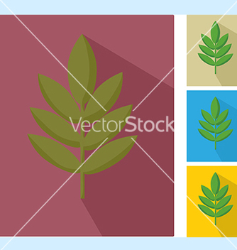 Free icons with leaf vector - Free vector #234111