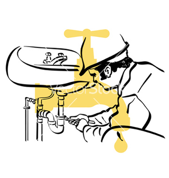 Free plumber vector - Free vector #234201