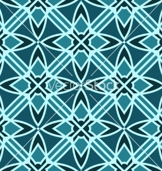 Free seamless geometric pattern vector - бесплатный vector #235241