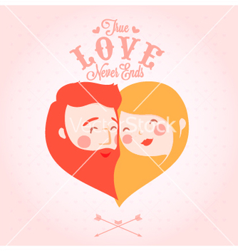 Free valentines day set of label badges stamp and des vector - бесплатный vector #235911