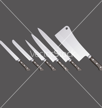 Free knife vector - Kostenloses vector #236831
