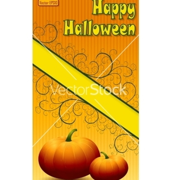 Free happy halloween background vector - vector #236921 gratis