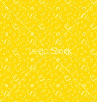 Free school seamless pattern vector - бесплатный vector #236931