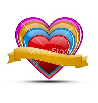 Free heart set vector - Free vector #237181