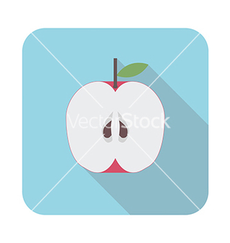 Free apple vector - vector gratuit #237521