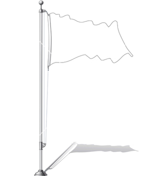 Free flag pole vector - Free vector #237831