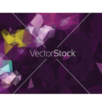 Free purple geometric background vector - бесплатный vector #238071