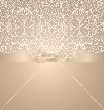 Free lace background vector - vector gratuit #238081