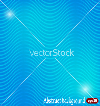 Free abstract blue background vector - Free vector #238151