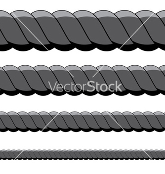 Free rope in different sizes3 vector - Free vector #238201