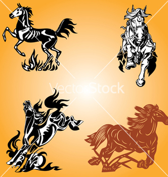 Free horse 2014 vector - Free vector #239411
