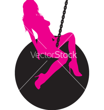 Free wrecking ball miley style vector - Free vector #239531