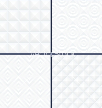 Free abstract geometric patterns set vector - Kostenloses vector #239541