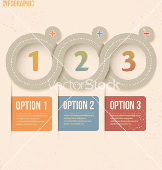 Free website template vector - vector #239671 gratis