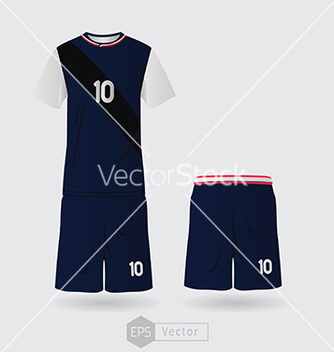 Free usa team uniform 03 vector - Free vector #239691