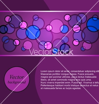 Free purple abstract background vector - бесплатный vector #239851