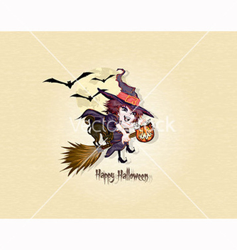 Free halloween background vector - Free vector #239971