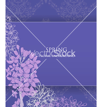 Free floral vector - Free vector #240571