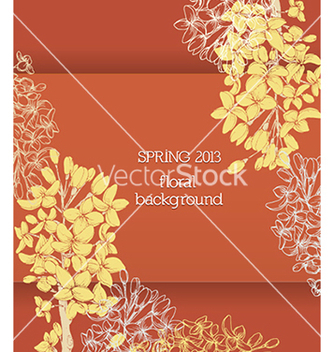 Free floral vector - Free vector #240661