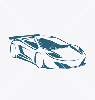 Free racing auto logo and speed vector - бесплатный vector #240731