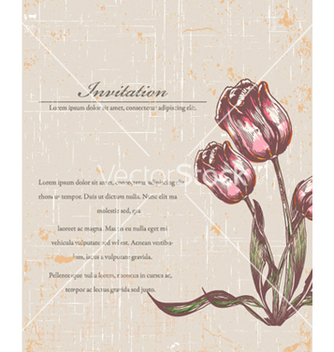 Free grunge floral background vector - vector gratuit #240821