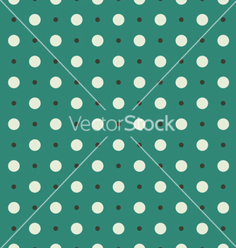 Free seamless turquoise vintage pattern vector - бесплатный vector #241151