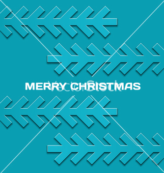 Free christmas card vector - бесплатный vector #242421